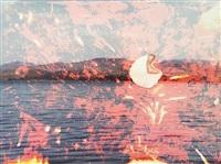 san luis reservoir, ca 5 by matthew brandt