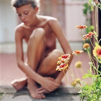 flower by mona kuhn