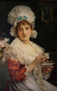 tea time by federico andreotti