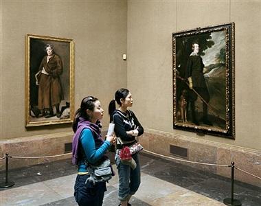 museo del prado 2, madrid by thomas struth