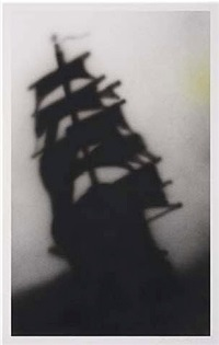 h.m.s. nevertheless by ed ruscha