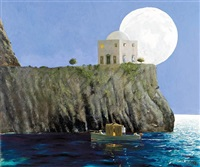 harbours of the moon by julio larraz