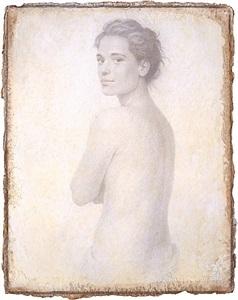 nude n°1 by victor koulbak