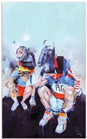 shirts and shorts by joram roukes