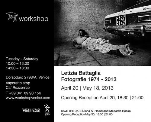 fotografie 1974 - 2013 by letizia battaglia