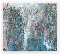 the little man (012d-4) by larry poons