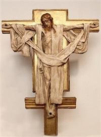 crucifix by john singer sargent