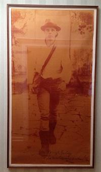 la rivoluzione siamo noi (we are the revolution) by joseph beuys