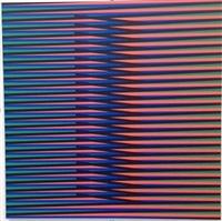 induccion cromatica a doble frecuencia nora 2 by carlos cruz-diez