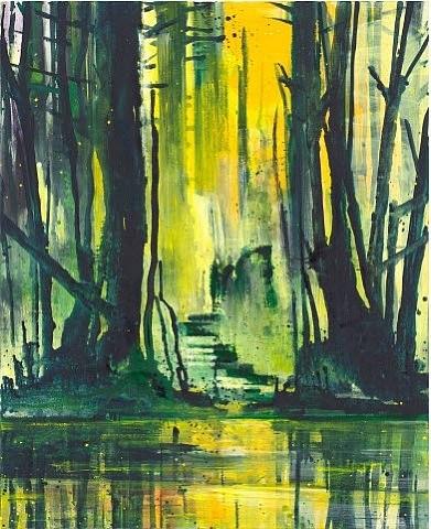 guten morgen henry (reflexion treppe) by bernd zimmer