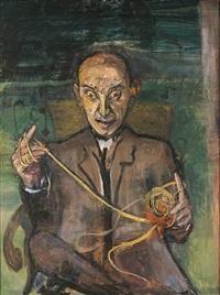 psychoanalyst by marie-louise von motesiczky