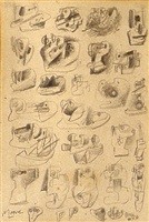 ideas for sculpture by henry moore