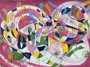 pink love by janaina tschäpe