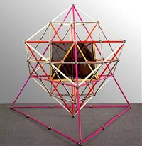 duo-tet star polyhedra by buckminster fuller
