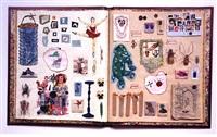 scrapbook (paper lantern) by jane hammond