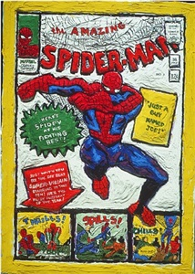 spiderman 1 by leslie lew
