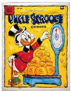 uncle scrooge by leslie lew