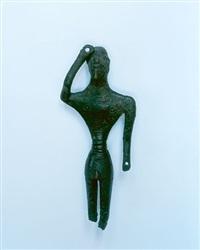 ecuyer, le monde, le louvre 2005 by jean-luc moulène