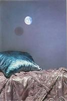 traum im traum (blau) by maria brunner
