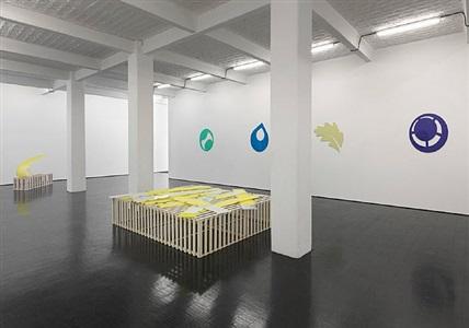 exhibition view by ayse erkmen