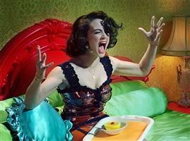 actress #6 by miles aldridge