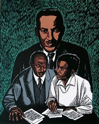 crusaders for justice by elizabeth catlett