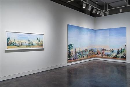 installation view, 2013, works by jane irish by jane irish