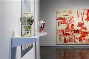 installation view, 2013, works by jane irish