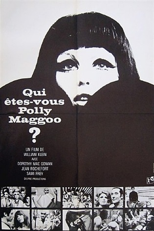 qui etes-vous polly maggoo by william klein