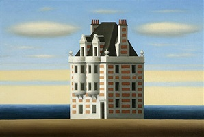 building at weymouth by renny tait