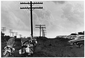 route 90, alabama by danny lyon