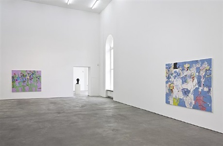 exhibition view: george condo, sprüth magers berlin