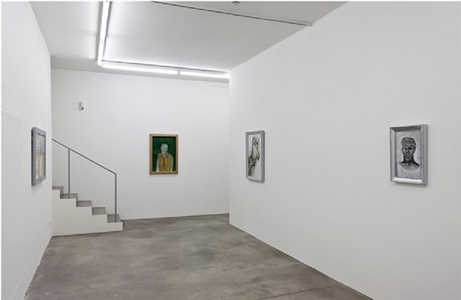 exhibition view: richard artschwager, sprüth magers berlin