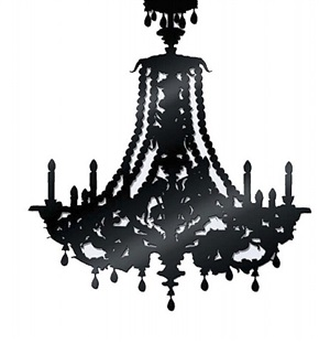 barbarigo nero chandelier by sandra bermudez