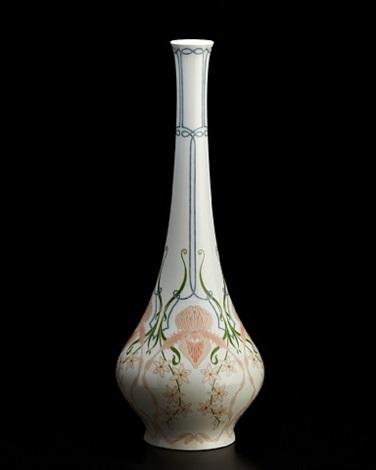 flourish orchid vase by sèvres