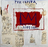 per capita by jean-michel basquiat