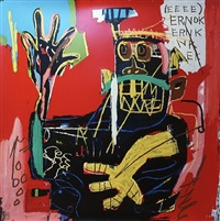 ernok by jean-michel basquiat
