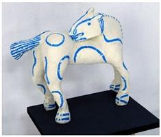 cheval ponja by pierre antoniucci