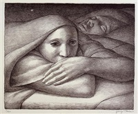 night by george tooker