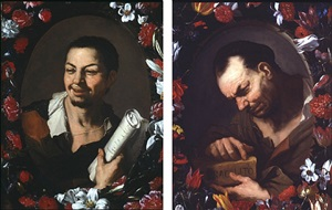 heraclites and democrates by luca giordano