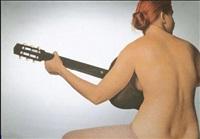 la mandoline (il bagno turco) by michelangelo pistoletto