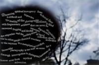 fingerprint #7 by christopher russell