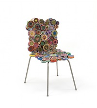 harumaki chair by fernando and humberto campana