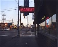 market, ohio by joachim brohm
