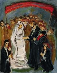 le mariage by mané-katz