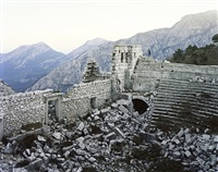 termessos, turkey by domingo milella