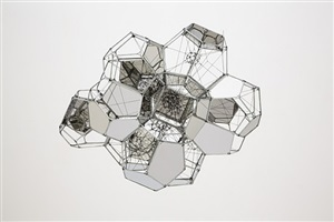 ursa minor by tomas saraceno