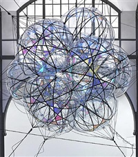 12mw iridescent/flying garden/air-port-city by tomas saraceno