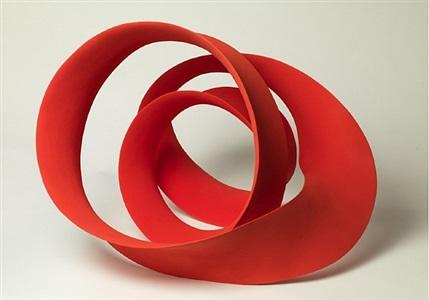 red form by merete rasmussen
