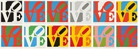 book of love - complete portfolio by robert indiana